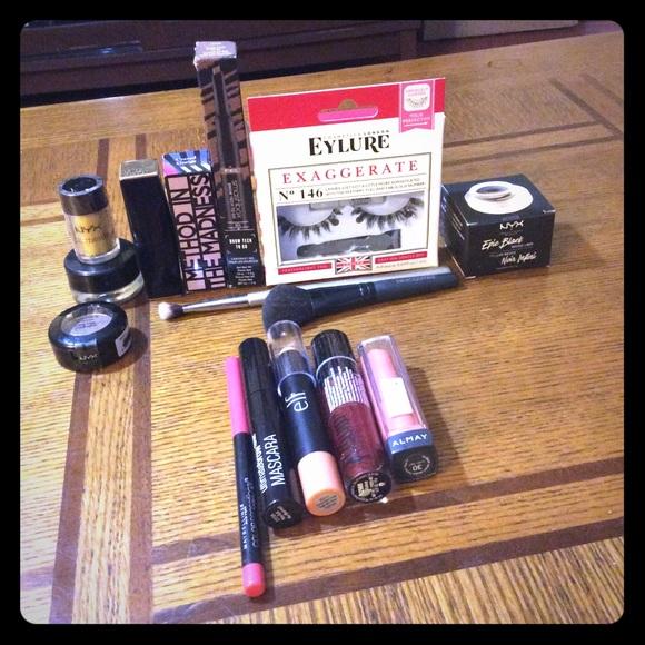 NYX Other - Mini makeup bundle